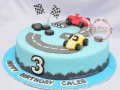 birthday-cake-_Car-race