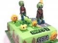 BirthdayCakeFondant_PlantVsZoombie