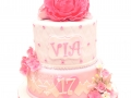 birthday-cake-_-Flower_Pink