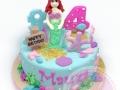 BirthdayCakeFondant_mermaid