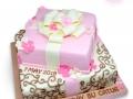 BirthdayCake_fondant_Susun_curly-Pink