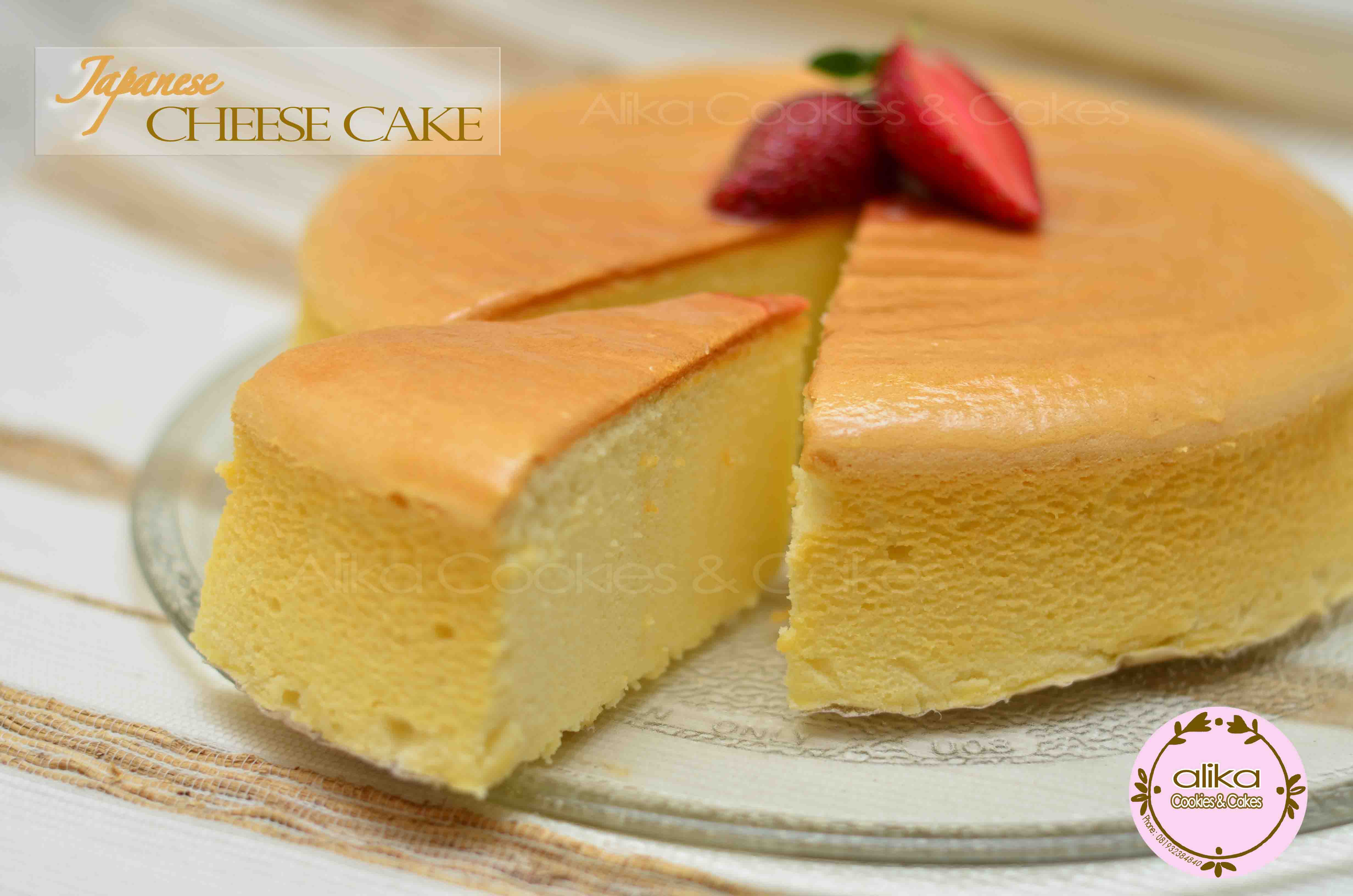 Cheese Cake Japanese Alikacookiesncakes Com