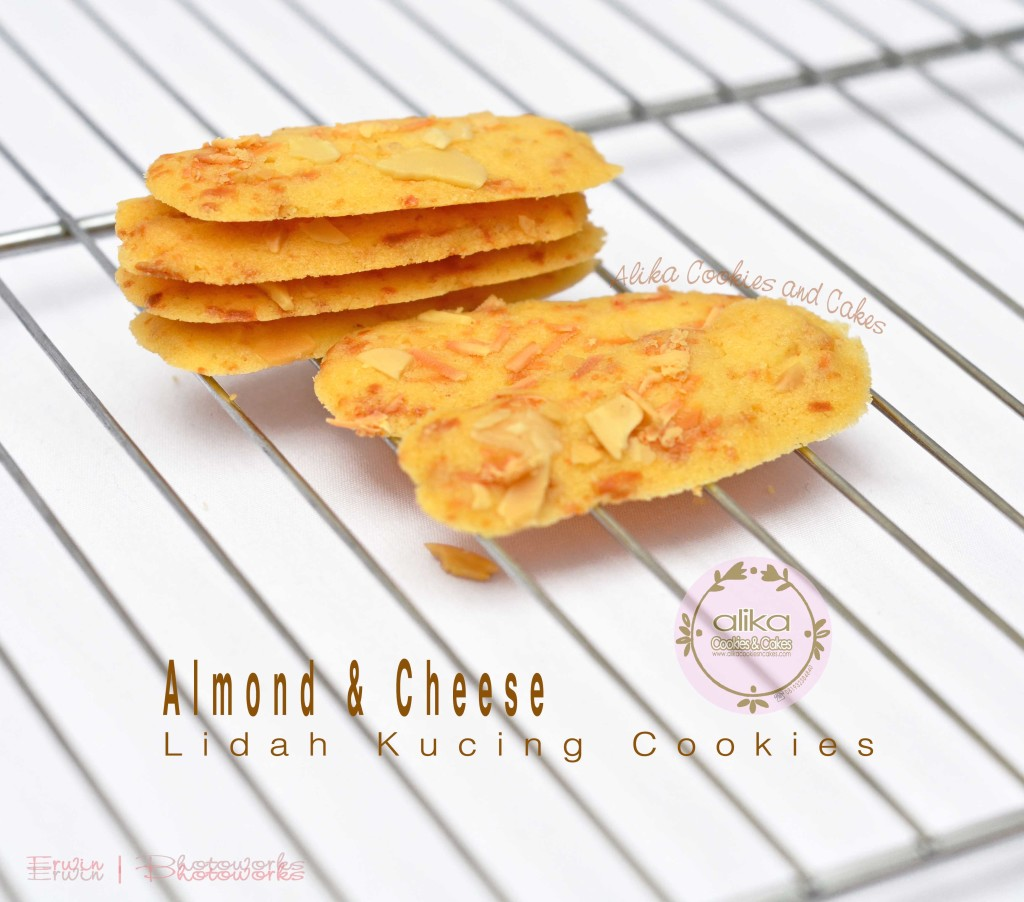 Almond Cheese_Lidah Kucing
