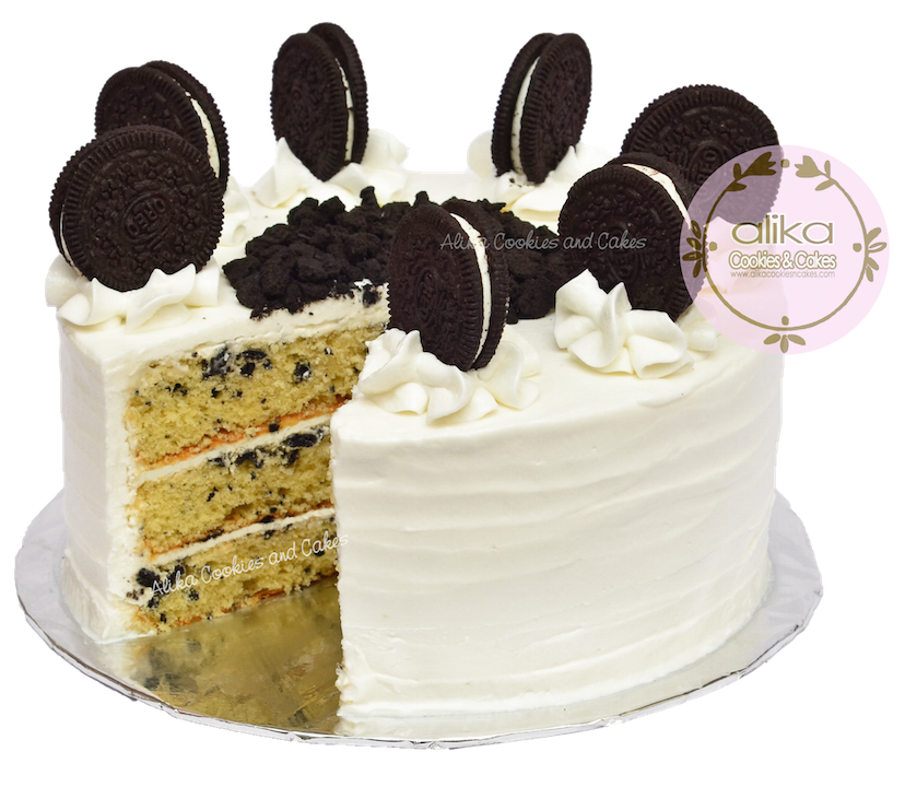 Cookies and Cream Cak