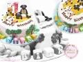 birthday_cake_fondant_Animals