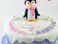 Birthday-Cake_FOndant-PINGGUIN