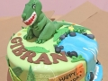 birthday-cake-_-Dinosourus