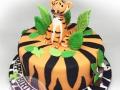 BirthdayCakeFondant_Forest_Tiger